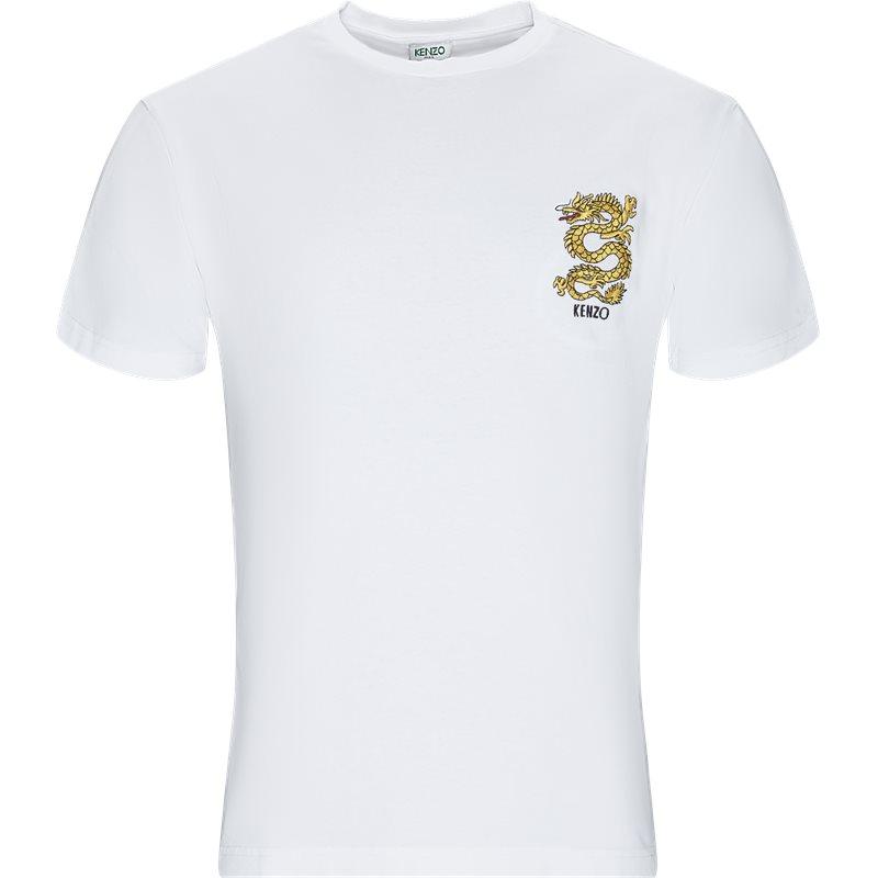 Billede af Kenzo F865TS0434SH T-shirts Hvid