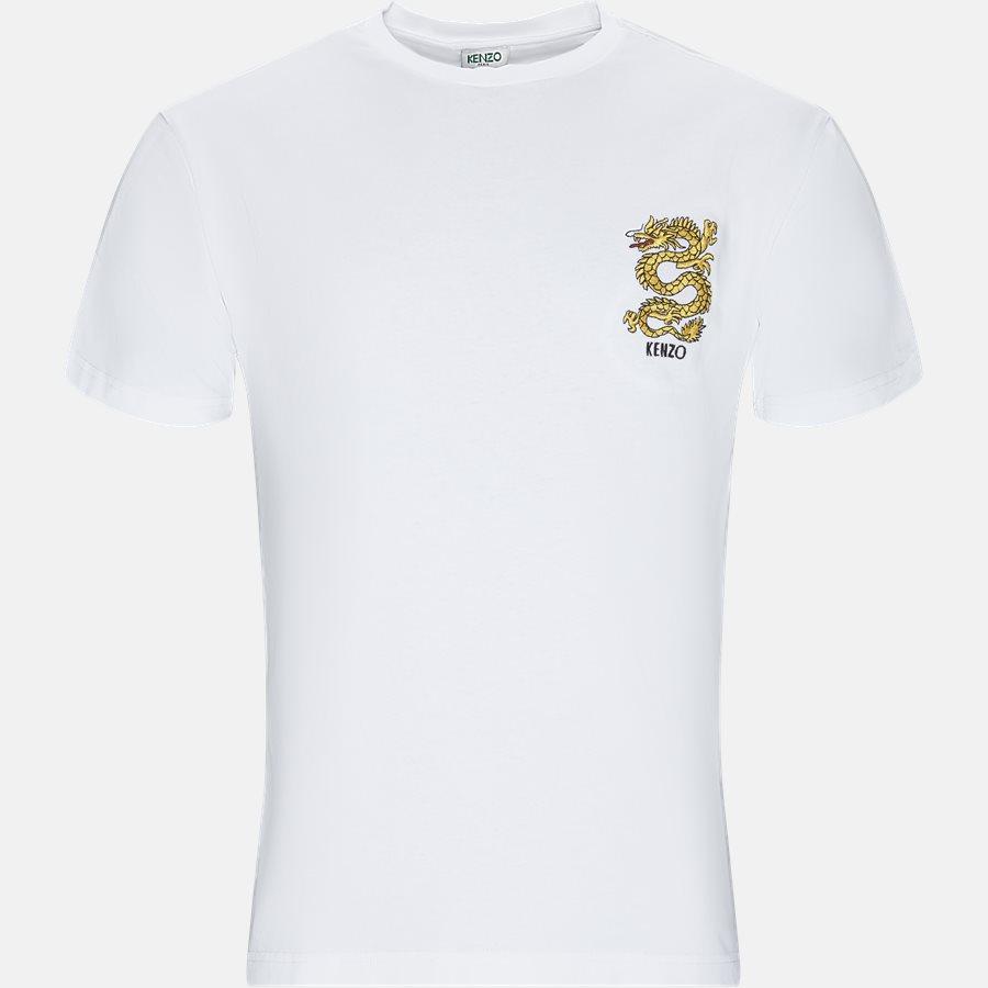 F865TS0434SH - T-shirts - Regular fit - HVID - 1