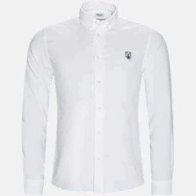 Casual fit | Shirts | White