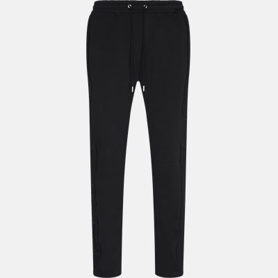 Regular slim fit | Bukser | Sort