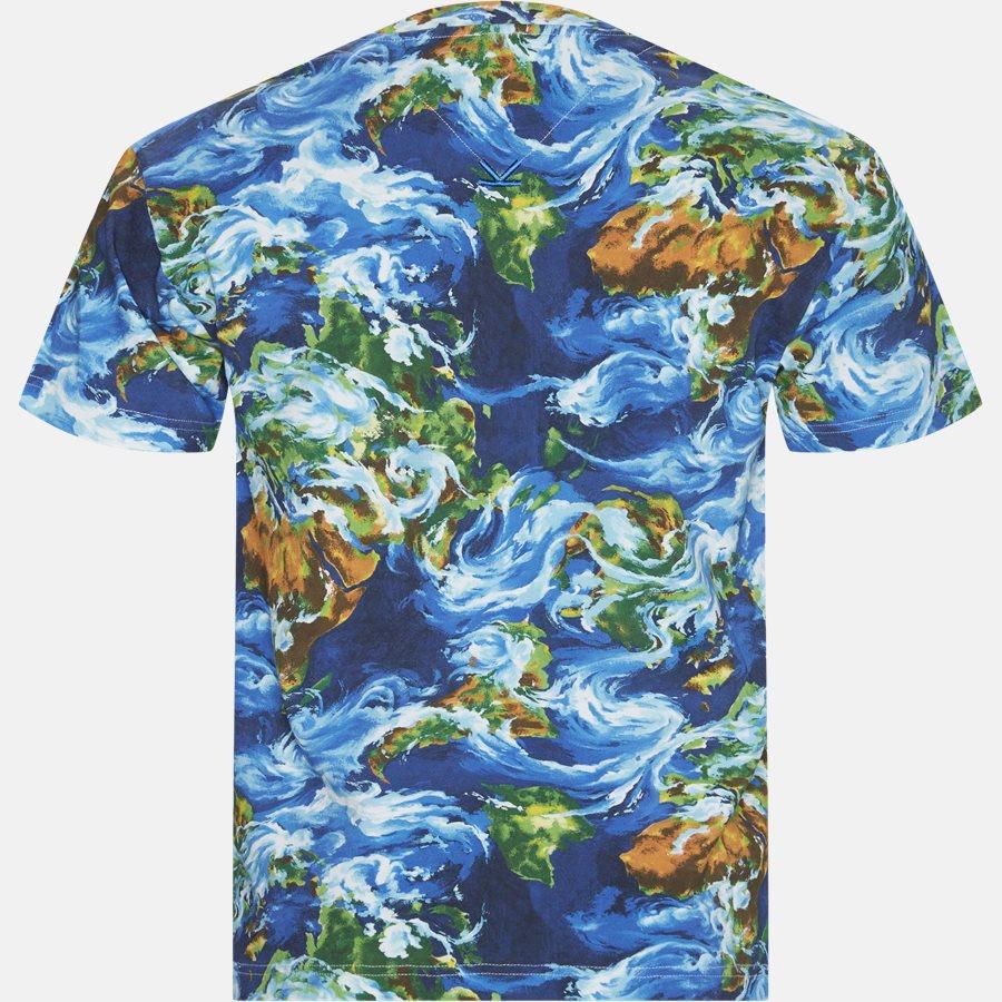 TS0534SM - T-shirts - Regular fit - BLÅ - 2