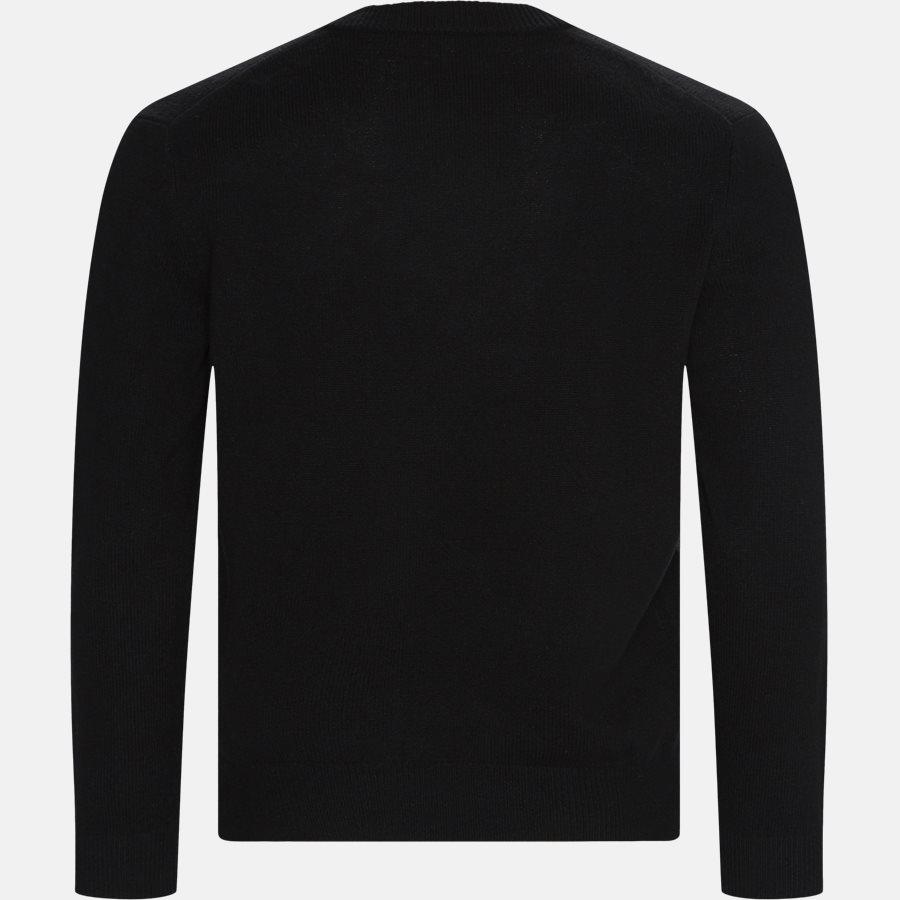 PU2683XQ - Knitwear - Regular fit - SORT - 2