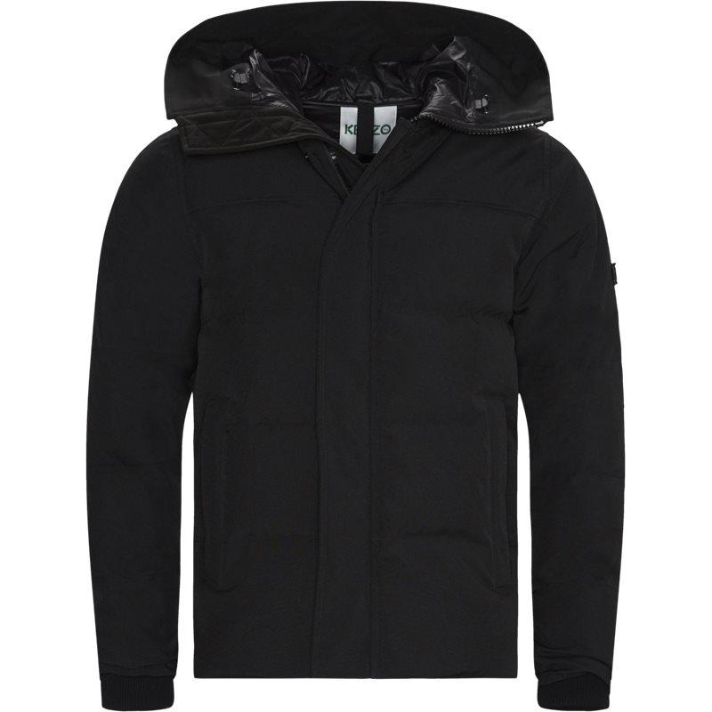 kenzo Kenzo bl6231nk jakker sort fra axel.dk