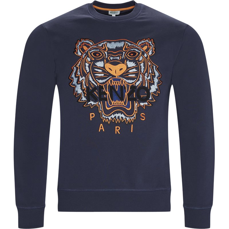 Image of   Kenzo Regular slim fit SW001414XA Sweatshirts Navy