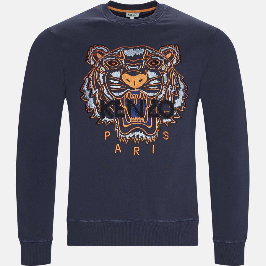 SW001414XA - Sweatshirts - Regular slim fit - NAVY - 1