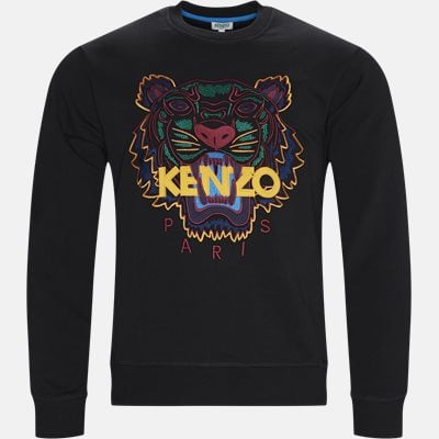 Regular slim fit | Sweatshirts | Black