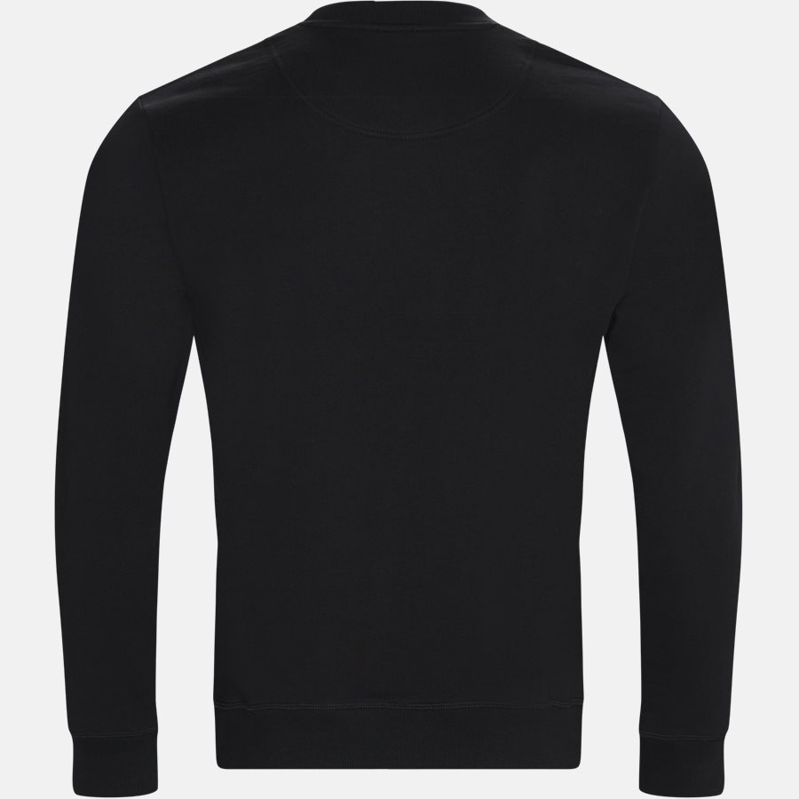 SW001414XA - Sweatshirts - Regular slim fit - SORT - 2