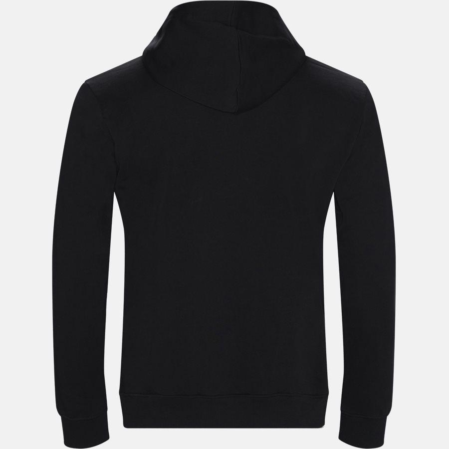SW4154XA - Sweatshirts - Regular fit - SORT - 2