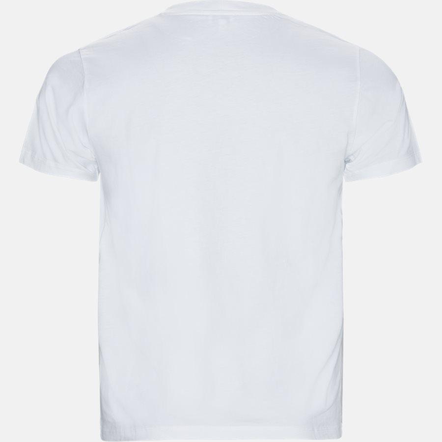 TSO504YA - T-shirts - Slim - HVID - 2