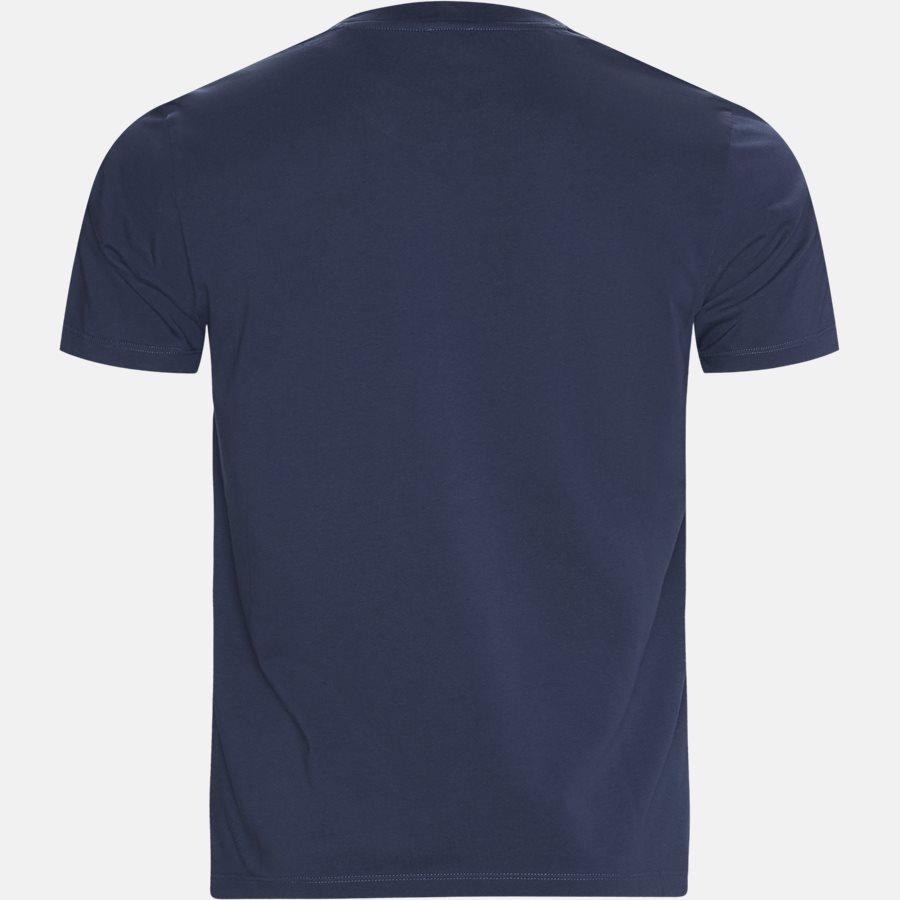 TSO504YA - T-shirts - Slim - NAVY - 2