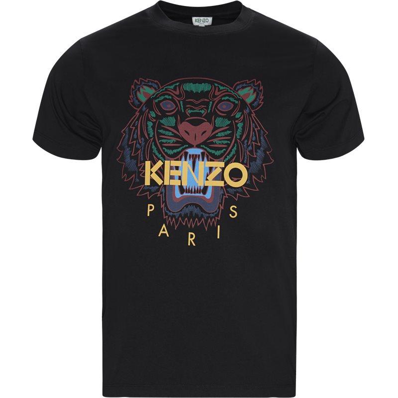Billede af Kenzo Slim TSO504YA T-shirts Sort