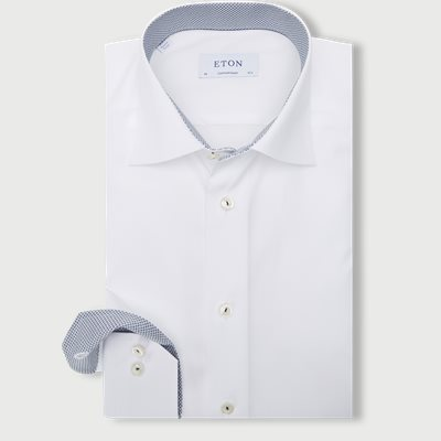 Contemporary fit | Shirts | White
