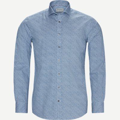 Ryan Skjorte Slim | Ryan Skjorte | Blå