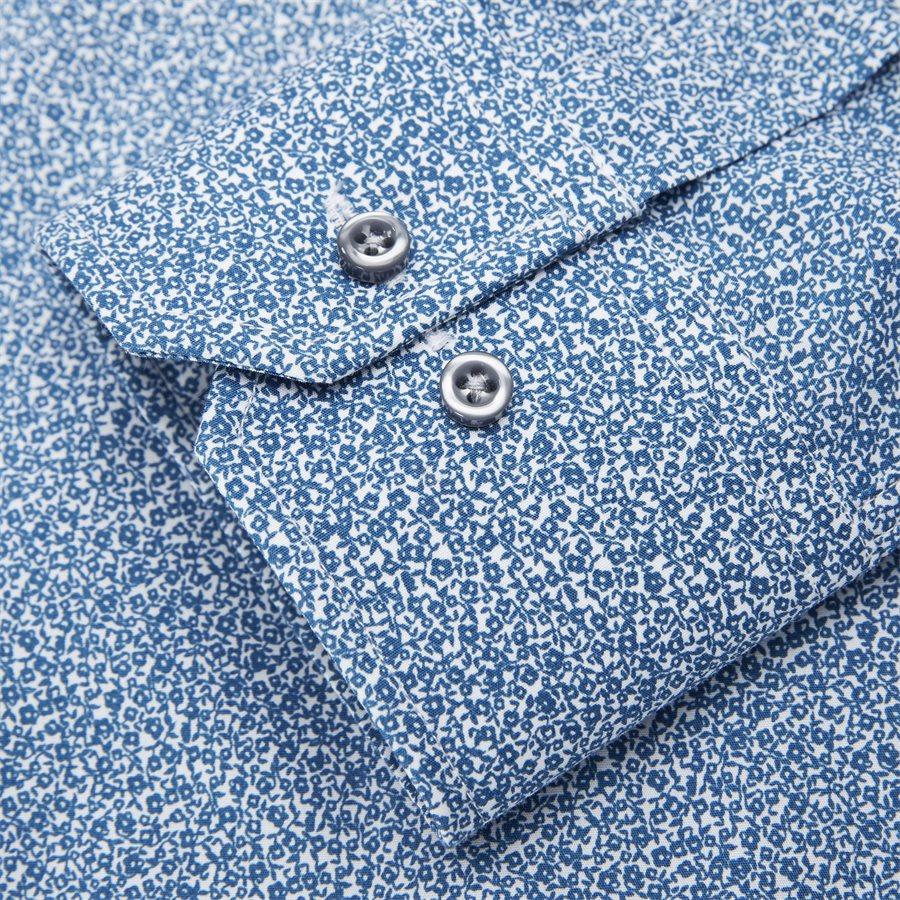 BS RYAN - Ryan Skjorte - Skjorter - Slim - BLÅ - 5