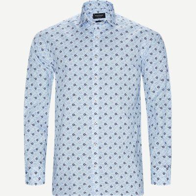 Podolsk Skjorte Modern fit | Podolsk Skjorte | Blå