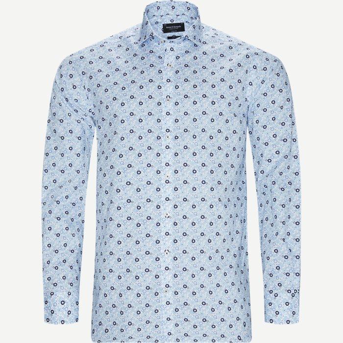 Podolsk Skjorte - Skjorter - Modern fit - Blå