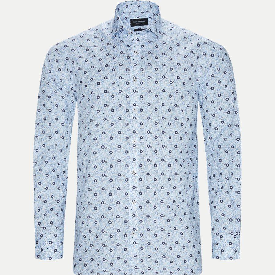 PODOLSK - Podolsk Skjorte - Skjorter - Modern fit - LYSBLÅ - 1