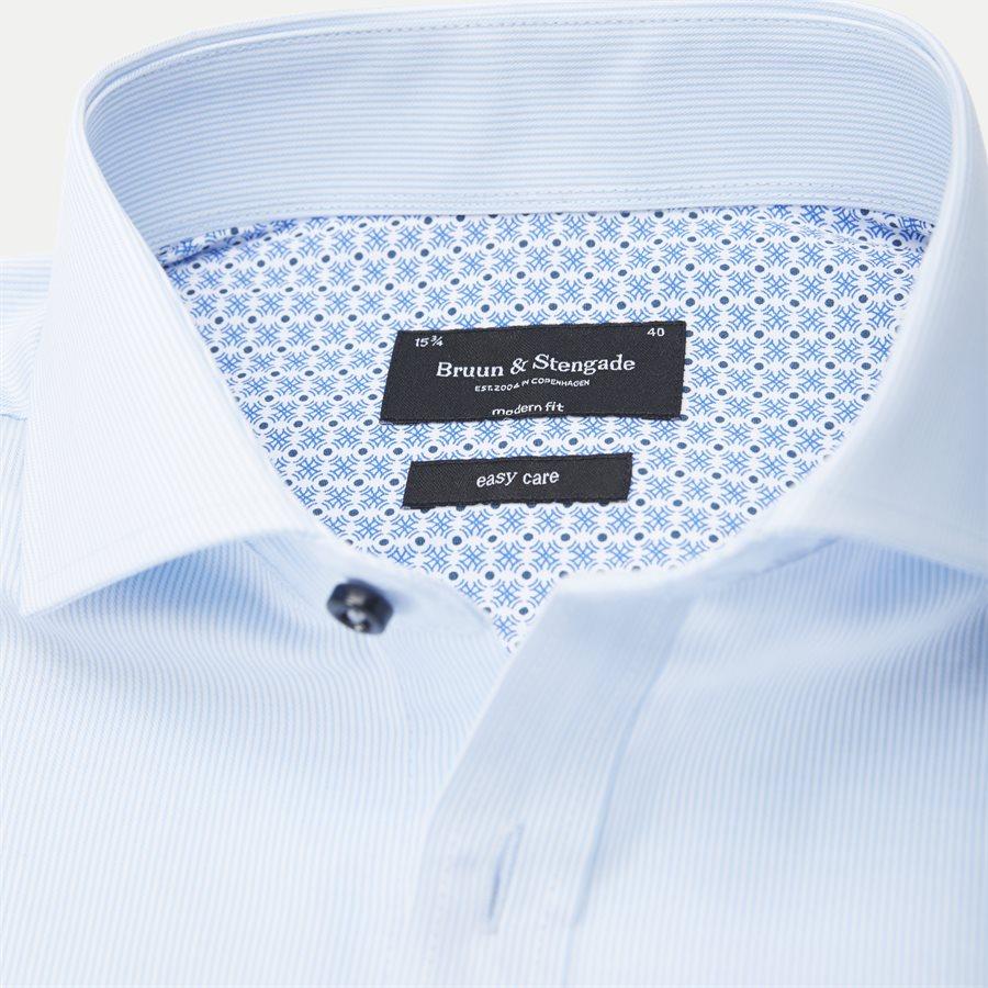KAZAN - Kazan Skjorte - Skjorter - Modern fit - LYSBLÅ - 3