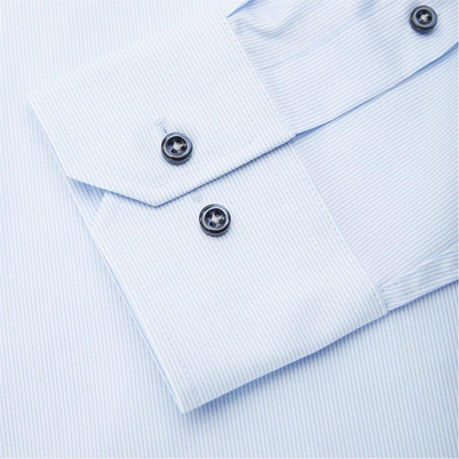 KAZAN - Kazan Skjorte - Skjorter - Modern fit - LYSBLÅ - 5