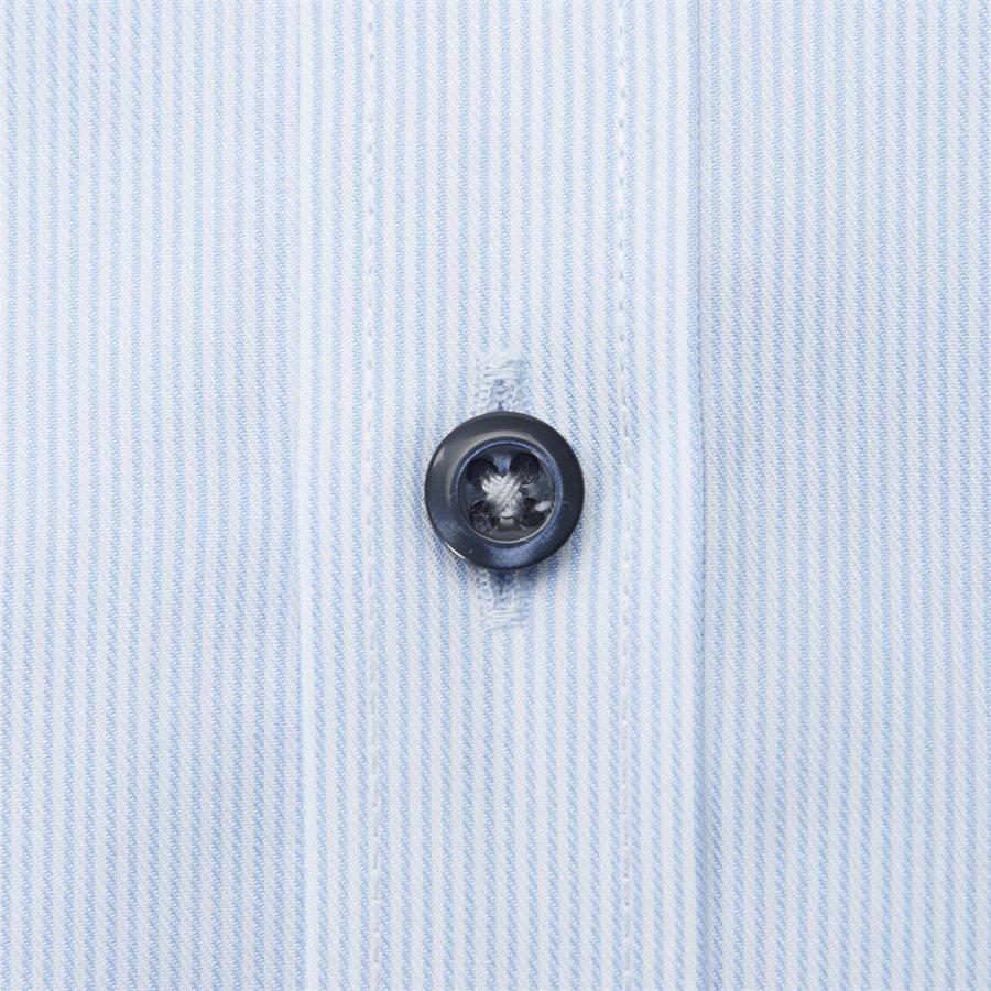 KAZAN - Kazan Skjorte - Skjorter - Modern fit - LYSBLÅ - 6
