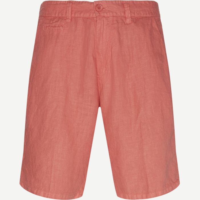 Shorts - Regular - Rot