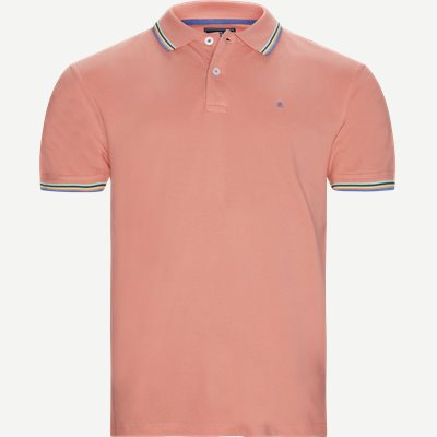 Polo T-shirt Regular   Polo T-shirt   Rød