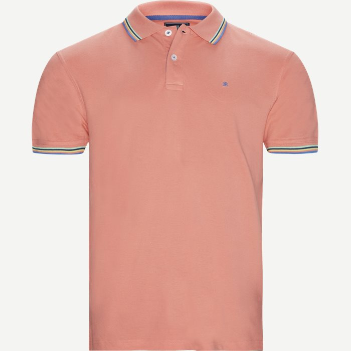 Polo T-shirt - T-shirts - Regular - Rød