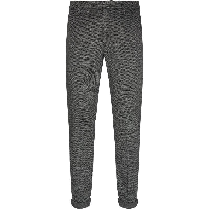 dondup – Dondup slim up235 jso220 xxx bukser grå på axel.dk