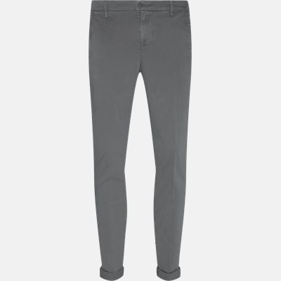 Slim | Trousers | Grey