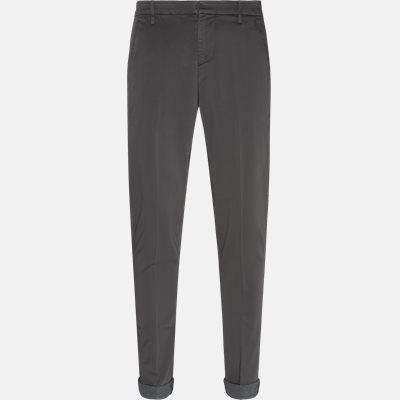 Regular fit | Trousers | Grey