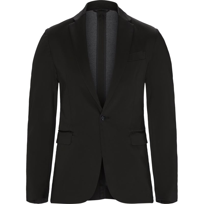 Image of   Dondup Slim UJ546 RS0031 PTD Blazer Sort