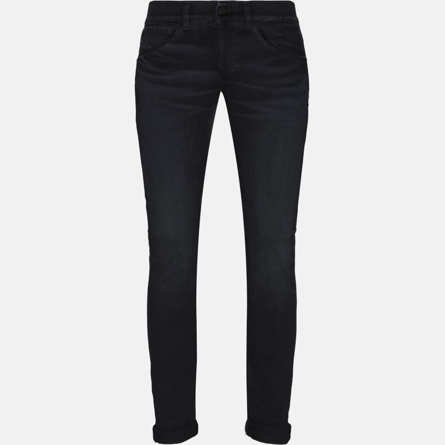 UP232 DS0249 W46 - Jeans - Skinny fit - GRÅ - 1