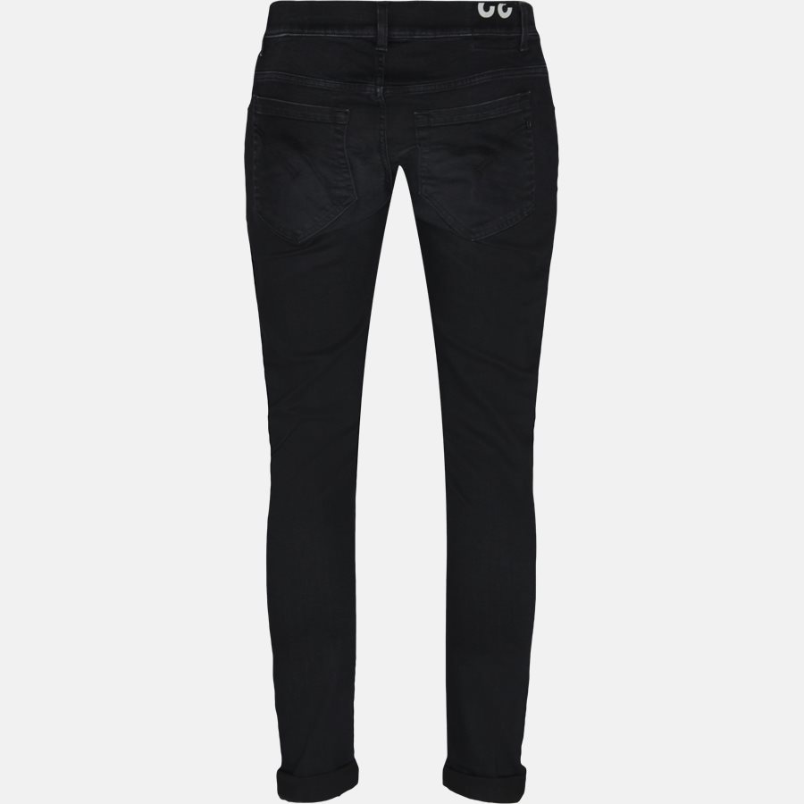 UP232 DS0249 W46 - Jeans - Skinny fit - GRÅ - 2