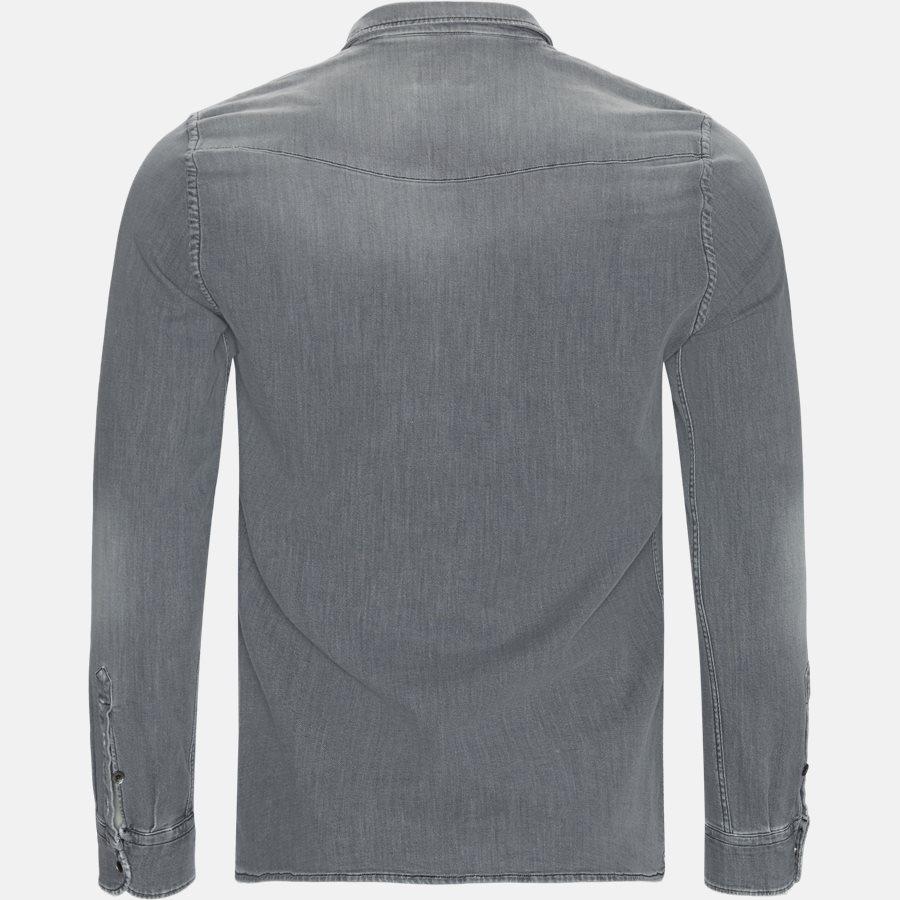 UC0173 DS217 Z13  - Skjorter - Regular fit - GRÅ - 2