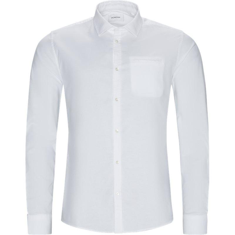 Image of   Dondup UC0277 FS191 002 Skjorter White