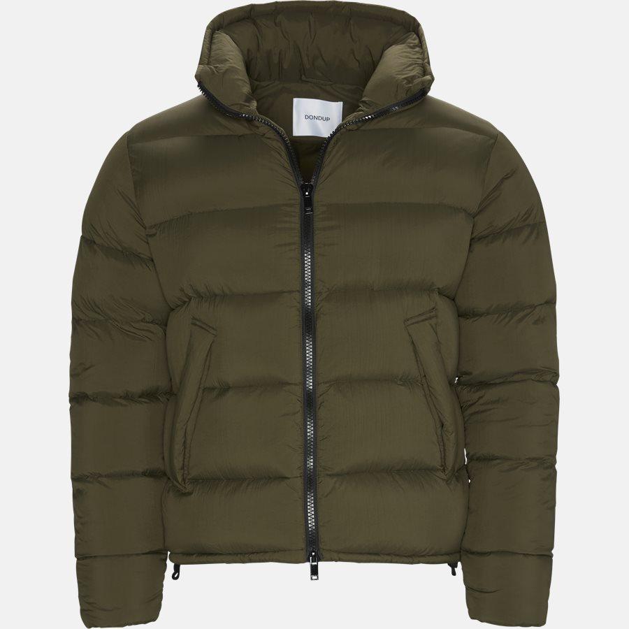 UJ658 PX058 XXX - Jackets - Regular fit - ARMY - 1