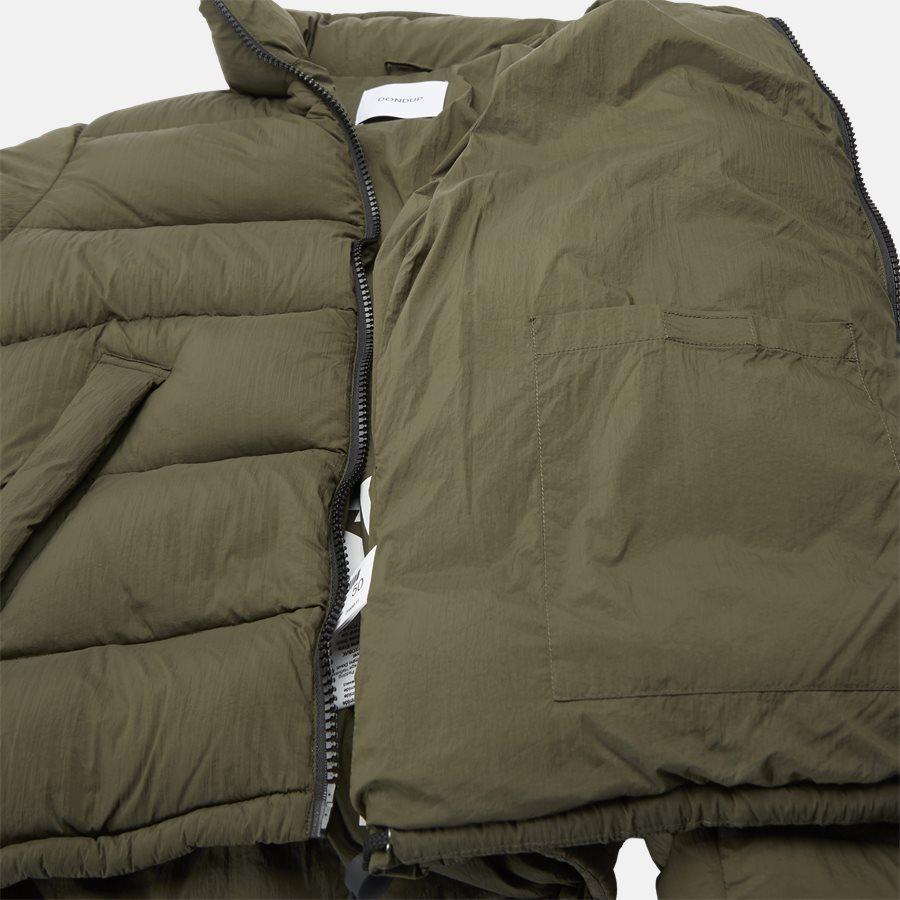 UJ658 PX058 XXX - Jackets - Regular fit - ARMY - 6