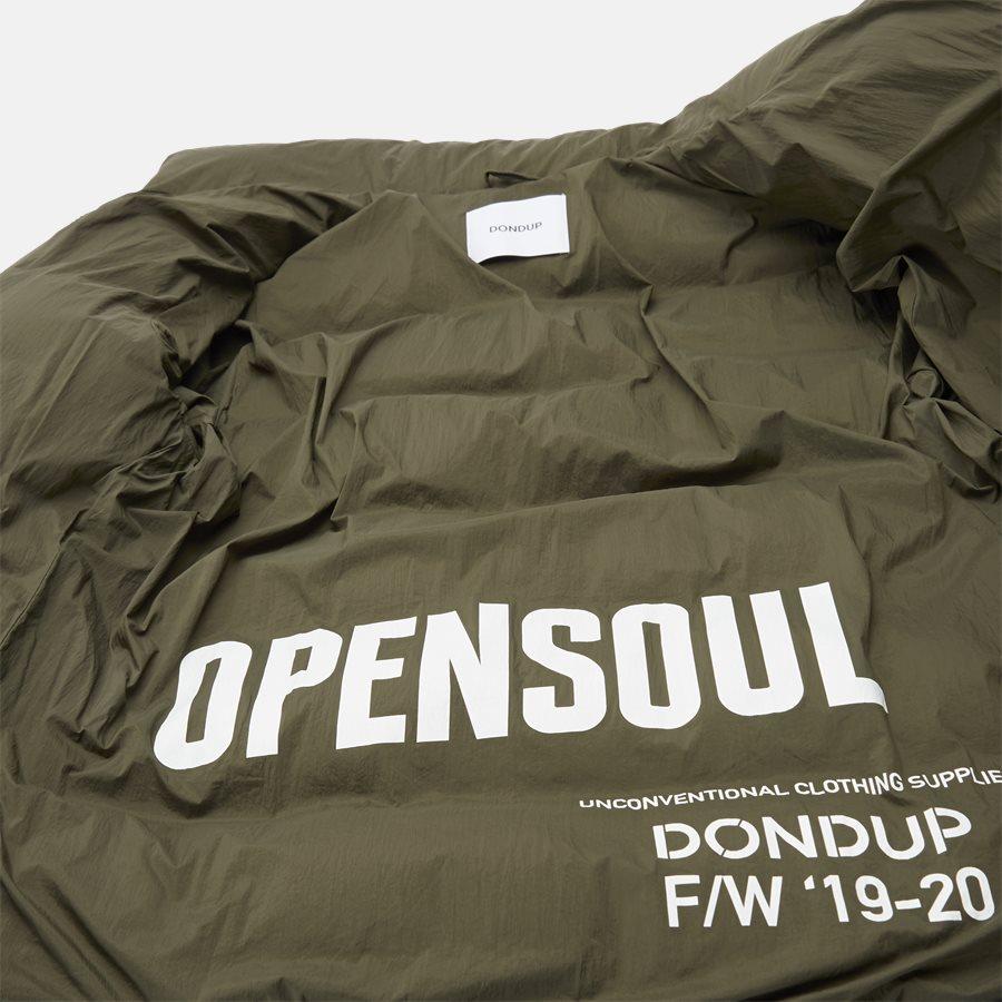 UJ658 PX058 XXX - Jackets - Regular fit - ARMY - 8