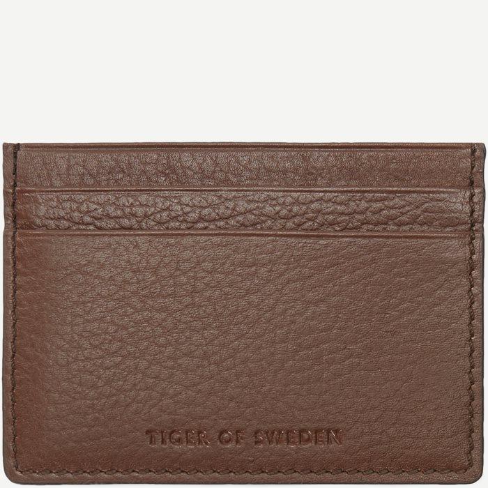 Wake Kreditkortholder - Accessories - Brun