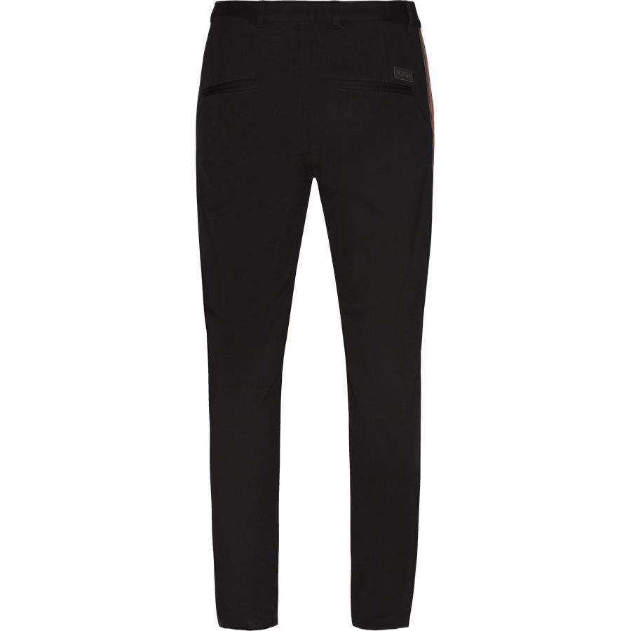 ESCAPE - Escape Pants  - Bukser - Tapered fit - SORT - 3