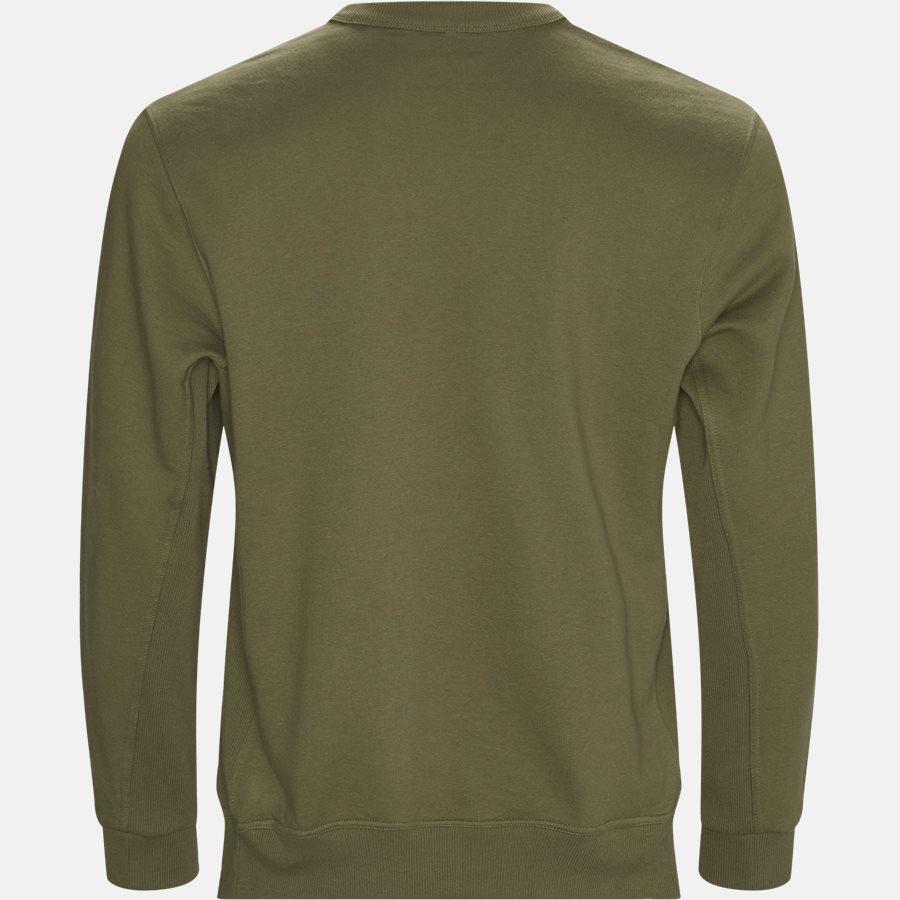 M:FARLOW P84217 - Sweatshirts - ARMY - 2