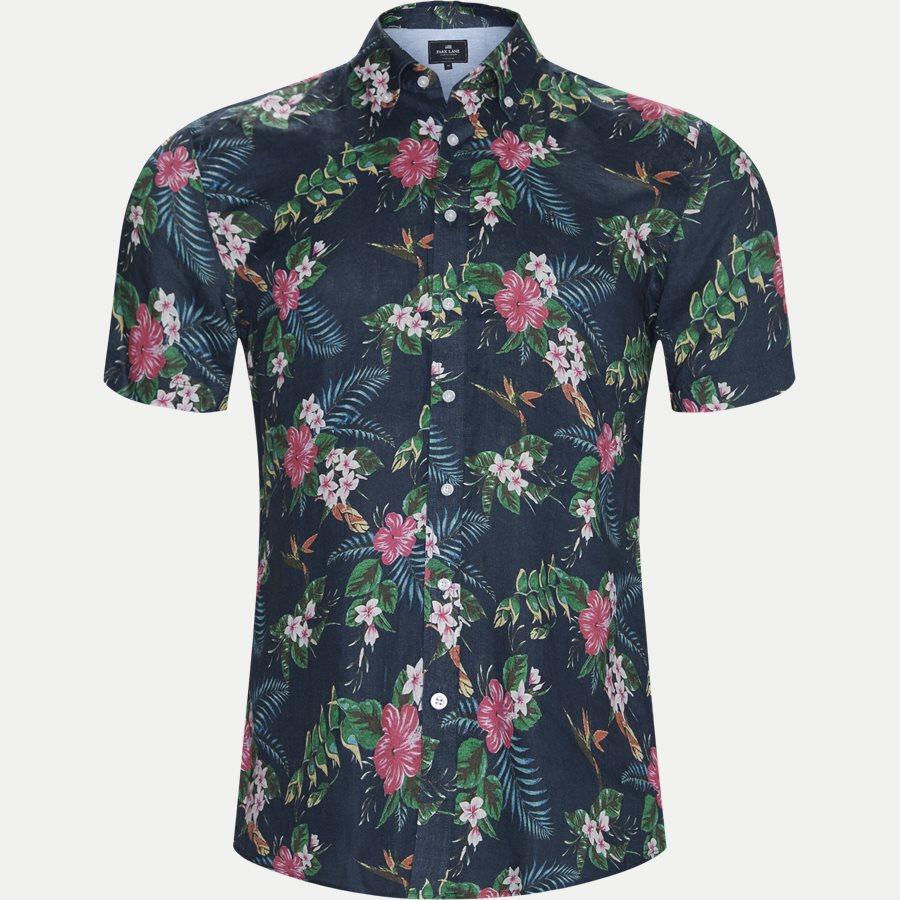 2994 SHIRT - Kortærmet Skjorte - Skjorter - Regular - NAVY - 1