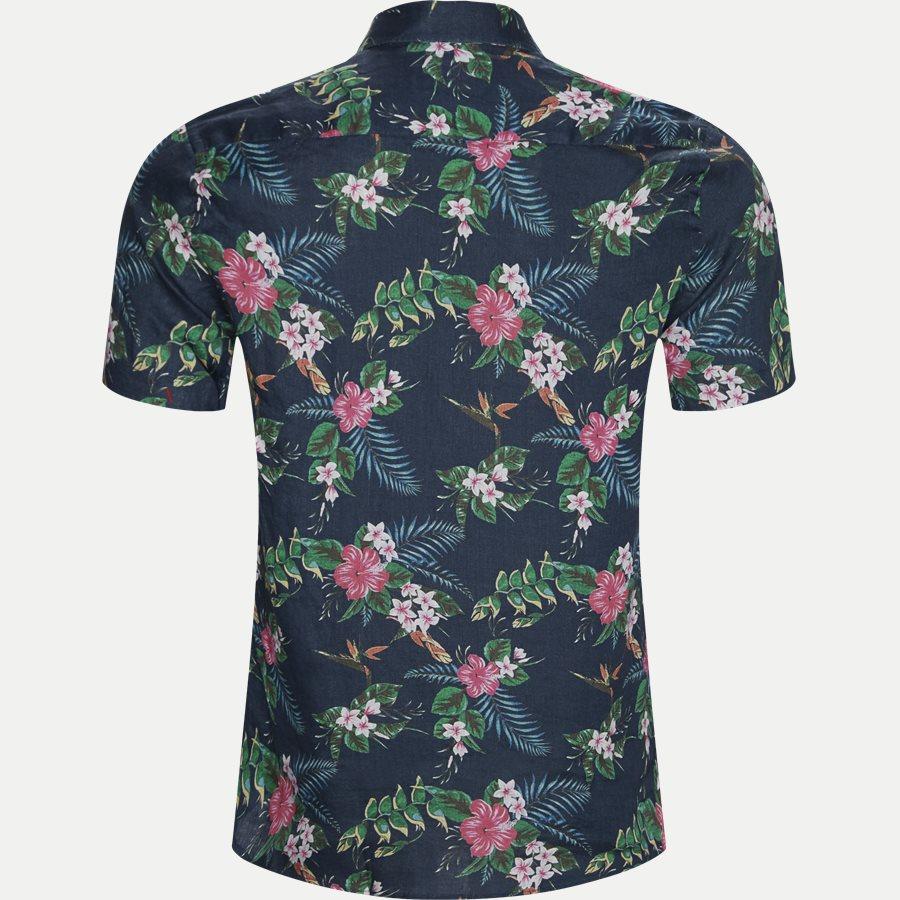 2994 SHIRT - Kortærmet Skjorte - Skjorter - Regular - NAVY - 2
