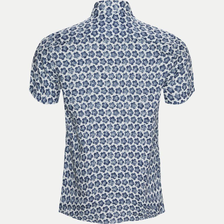 3014 SHIRT - Kortærmet Skjorte - Skjorter - Regular - BLÅ - 2