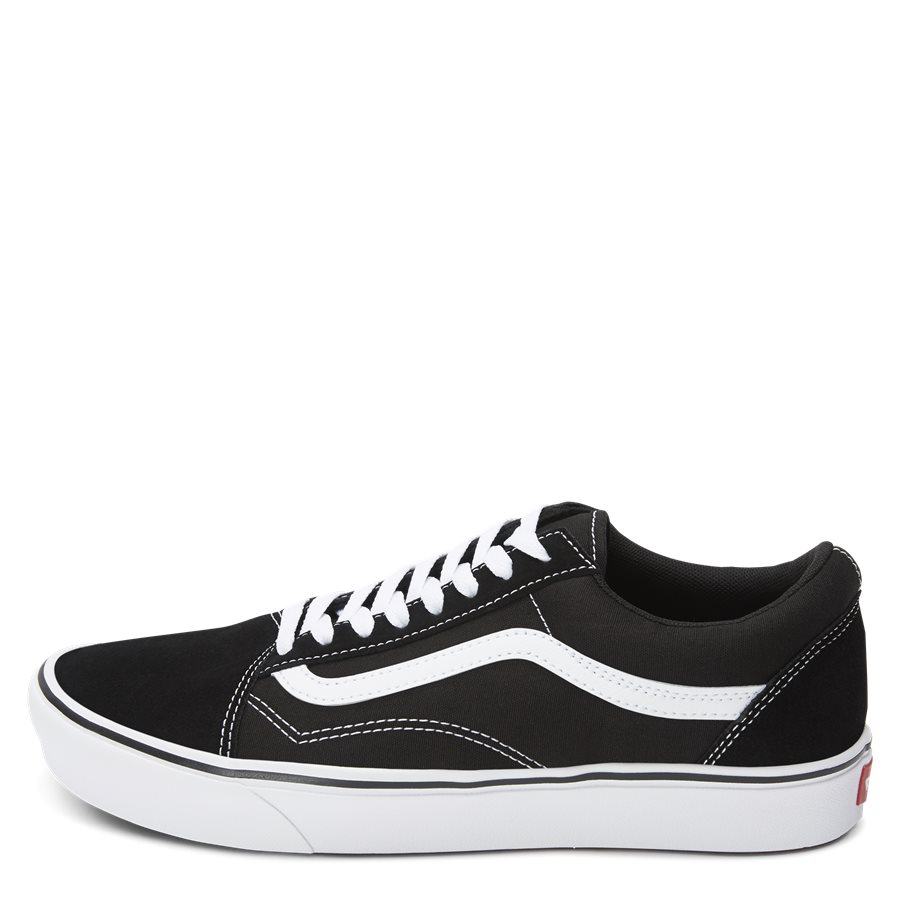 COMFY CUSH SKOOL VN0A3WMAVNE1 - Comfycush Old Skool Lightweight - Sko - SORT - 1