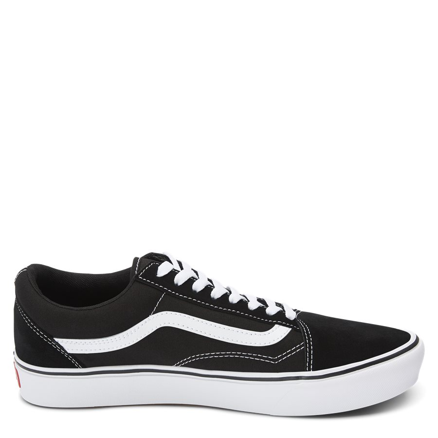 COMFY CUSH SKOOL VN0A3WMAVNE1 - Comfycush Old Skool Lightweight - Sko - SORT - 2