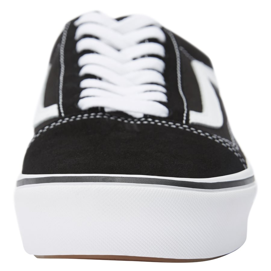 COMFY CUSH SKOOL VN0A3WMAVNE1 - Comfycush Old Skool Lightweight - Sko - SORT - 6