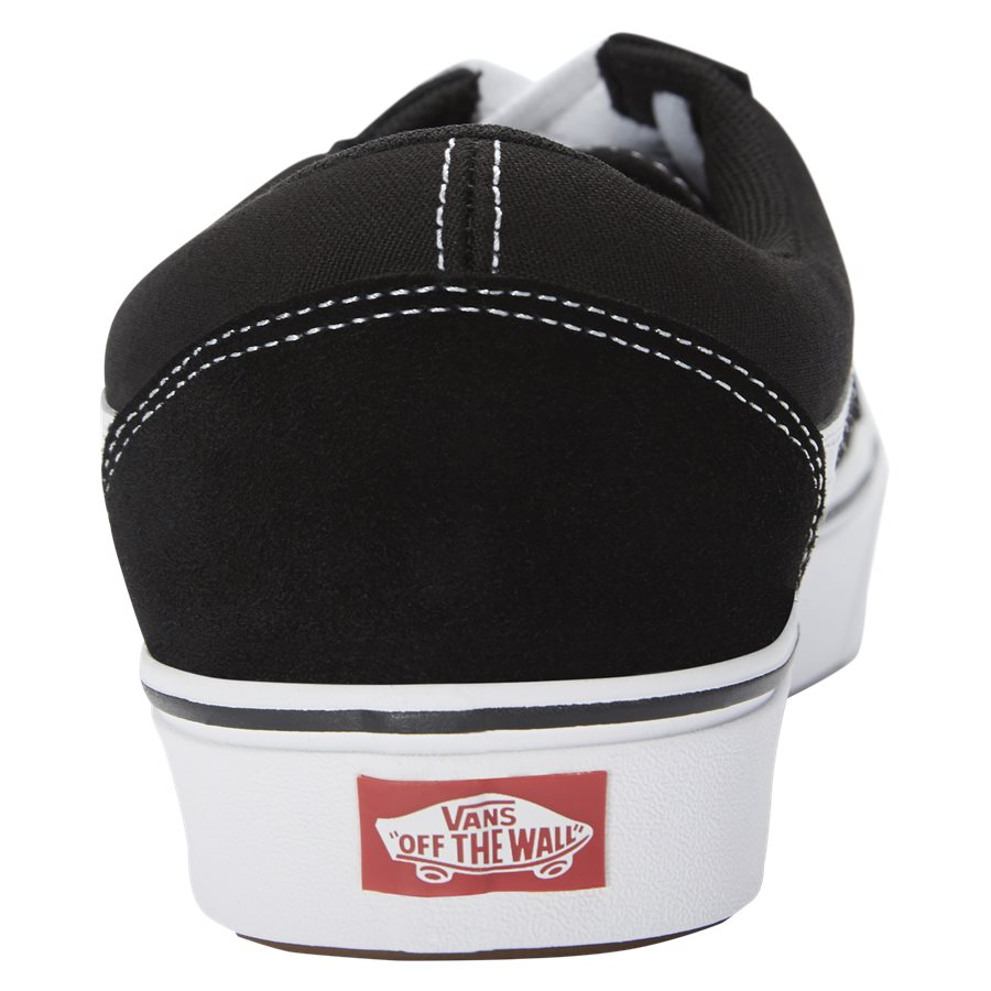 COMFY CUSH SKOOL VN0A3WMAVNE1 - Comfycush Old Skool Lightweight - Sko - SORT - 7