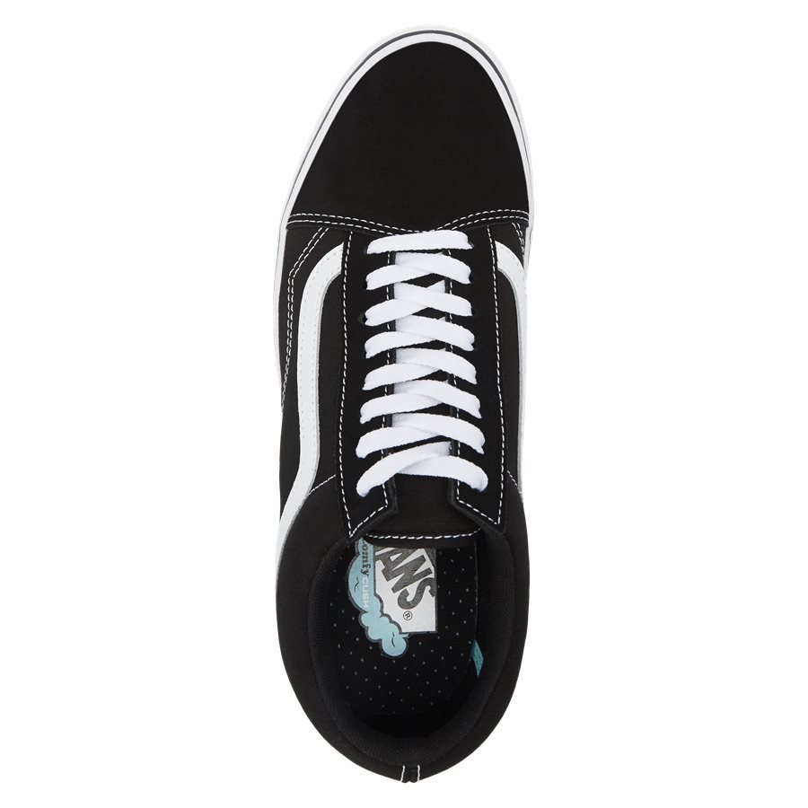 COMFY CUSH SKOOL VN0A3WMAVNE1 - Shoes - SORT - 8