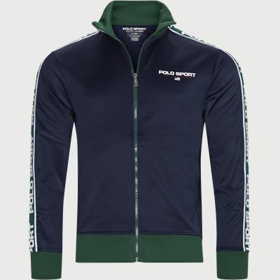 Polo Sport Track Jacket Regular | Polo Sport Track Jacket | Blå